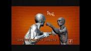 Human Weapon - Точни Удари Анатомия