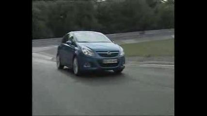 Opel Corsa Opc Test Drive Nurburgring