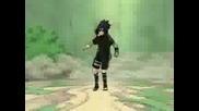 AMV - Naruto - Uchiha Sasuke Vs Cursed Gaara - Sasukes Downfall