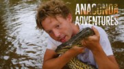 Deep in the Amazon: The snake hunter's anaconda quest