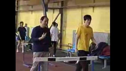 Xiang Liu Training