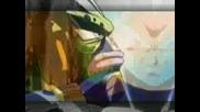 Dragon Ball Z Goku And Vegetas Ghetto