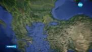 Една жертва на о. Лесбос след силния трус в Турция
