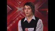 Глас - X Factor 4, Епизод 3, Leon