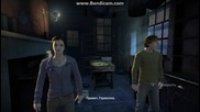 играта хари потър и даровете на смъртта част 1 - в Гримо плейс част 2