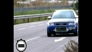 Audi S3 3.2lt Turbo 800ps by 0-400 Tune 2 Race - Power Techniques 131 Issue -