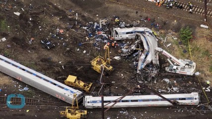 Was Amtrak Train Hit By a Flying Object?