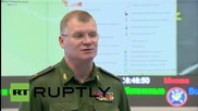 Russia: IS command post in Jisr al-Shughour destroyed in latest airstrikes - DefMin