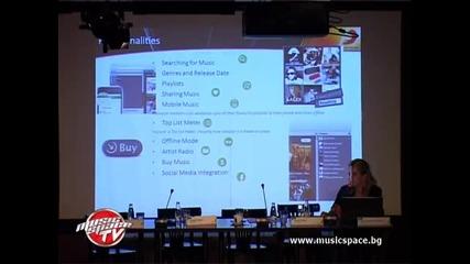 SeeMe 6 - Kelly Anastasopoulou - Музика и дигитален бизнес