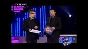 Vip Dance - 15.11.2009 (цялото предаване) [част 1]