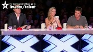 Ice - Britain s Got Talent 2010 - Auditions Week 5