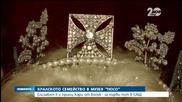 Елизабет II и принц Хари от восък за първи път в САЩ - Новините на Нова