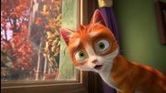 [1/2] Омагьосаната къща - Бг Аудио - анимация приключенски комедия (2013) The House of Magic 720p hd