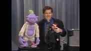 Джеф Дънам във вечерното шоу на Джони Карсон 1990 г. Част 1