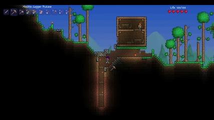 Terraria Singleplayer Survival Ep.3 w/darksoulbg