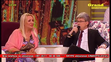 Vesna Zmijanac - Intervju - (Grand Narodna TV 16.04.2014)