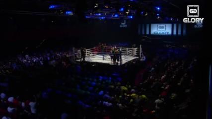 Glory 1 Stockholm - Gokhan Saki vs Carter Williams kickboxing Full Hd
