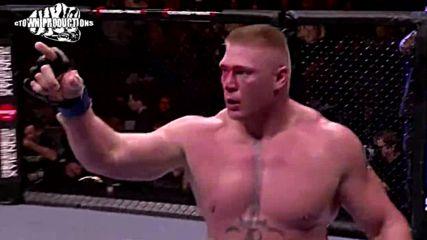 Брок Леснар / Brock Lesnar Ufc Highlights