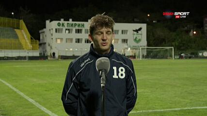 Атанас Кабов: Дано Септември е в efbet Лига догодина