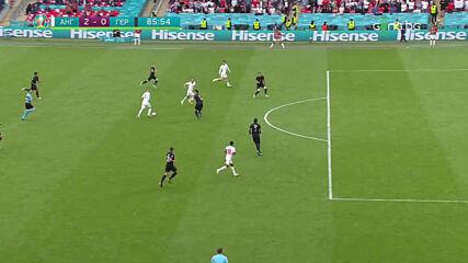Англия - Германия 2:0 /репортаж/