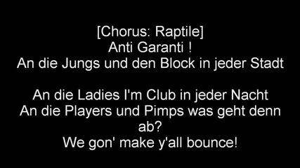 Raptile feat. Xzibit - Make Y All Bounce