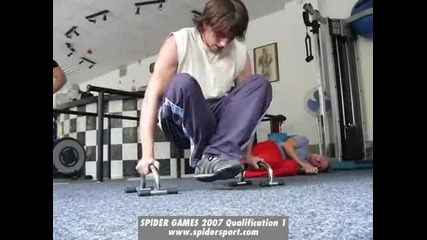 Spider Games 2007 Qualification 1 part 2