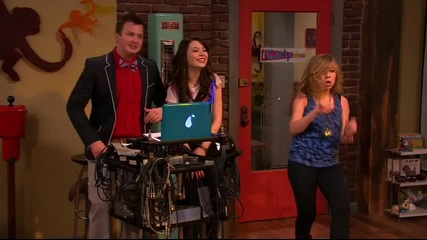 icarly: igo One Direction ( Part 2 ) / icarly с участието на One Direction ( Част 2 ) H D
