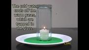 Магически трик с вода