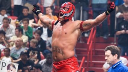 WWE Untold: Rey, Eddie & The Rumble premieres Sunday on WWE Network