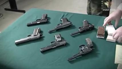 Най-мощния пистолет от времето на Втората Световна война!