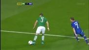 Евро 2012 : Ейре 1 - 3 Хървария ( Всички голове ) 10.06.2012