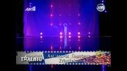 Alexandros Pamporis » Ellada exeis Talento