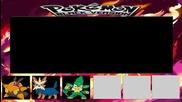 Pokemon Black Walktrought Part 13 - Победа в 3-та зала и Битка с Черън и Бианка