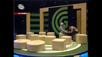 Music Idol 2:Отношенията между Денислав и Пламена 12.03.2008 (Наи - доброто качество)