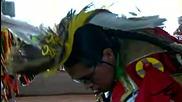 Indian Warriors Dance - Native America