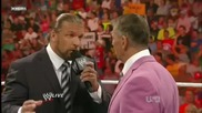 Triple H is Back & Vince Mcmahon is Fired Raw-18-7-11--hd