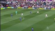 Суонси - Челси 1:0 /първо полувреме/