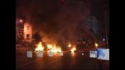 Протести в Ливан след убийството на генерал от службите за сигурност