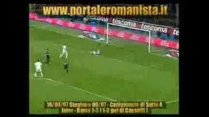 Inter - Roma (1 - 3casseti)