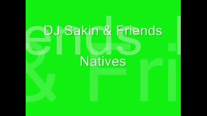 Dj Sakin amp; Friends - Natives