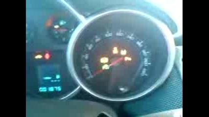 от 0 км/ч до 220 км/ч за 1 секунда