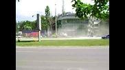 катастрофа на рали варна 31.05.2009