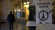 Парижани гласуват за първи път след атаките