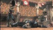 Mortal Kombat E3 2010: Debut Trailer Hd