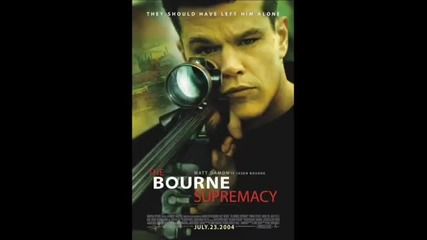 The Bourne Supremacy Ost To The Roof