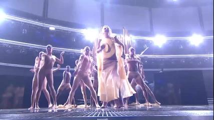 Lady Gaga - Born This Way ( Grammys on Cbs )