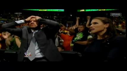 Джон Сина печели световната титла в тежка категория на Федерацията