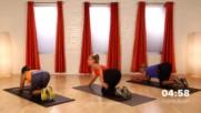 10-minute Pilates Butt Workout - Celebrity Fitness - Class Fitsugar
