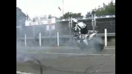 Stunt Show By Kevin Carmichael