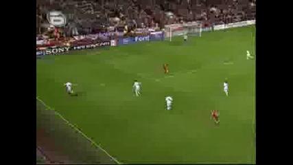 Ливърпул - Реал Мадрид 10.03.2009г.